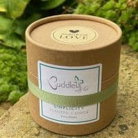 Buddleia With Love  Tin Travel Candle